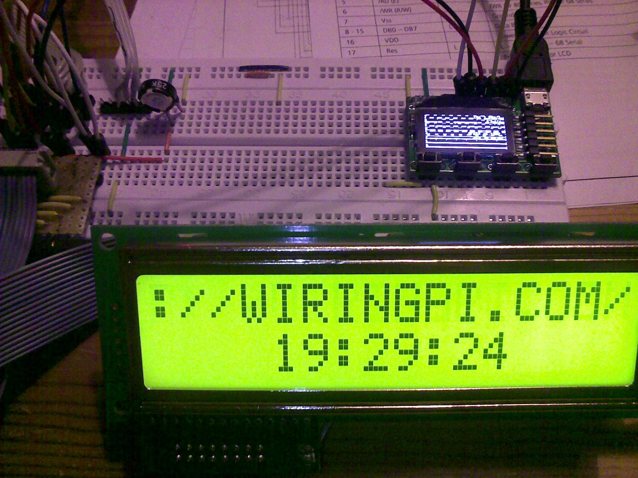 Wiringpi Lcd Library Change Your Idea With Wiring Diagram Design Gpio Export 16 U00d72 An Banana Pi Anschlie U00dfen Pinkman S Blog Raspberry B Pinout